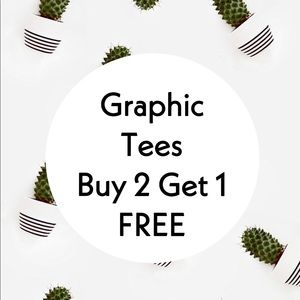 B2G1 Add shirts to bundle and send the offer!